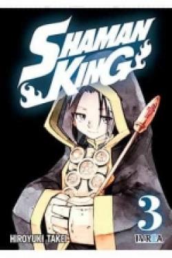 SHAMAN KING 03