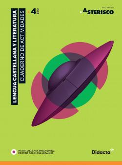 Asterisco 4. Cuaderno de actividades (nueva edición 2021)