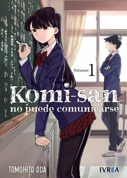 Komi san no puede comunicarse n 01