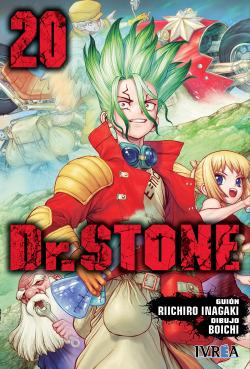 DR STONE N 20