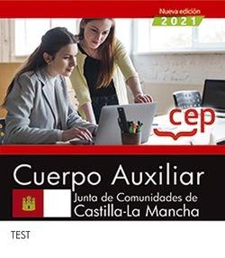 CUERPO AUXILIAR JUNTA DE COMUNIDADES DE CASTILLA LA MANCHA TEST