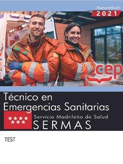 TÈCNICO EN EMERGENCIAS SANITARIAS. SERMAS.(TEST)
