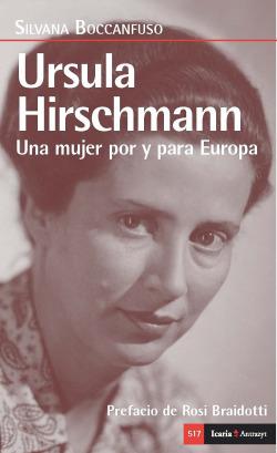 URSULA HIRSCHAMANN