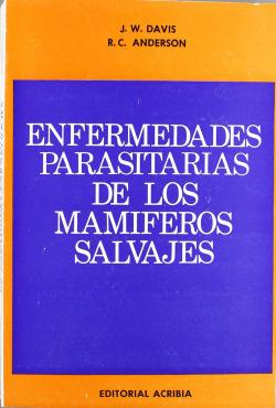 ENFERMEDADES PARASITARIAS DE LOS MAMÍFEROS SALVAJES