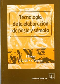 TECNOLOGÍA DE LA ELABORACIÓN DE PASTA/SÉMOLA