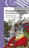 El corsario Macario en la isla de los dinosaurios