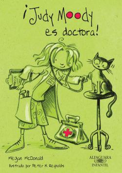 íJudy Moody es doctora!