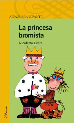La princesa bromista