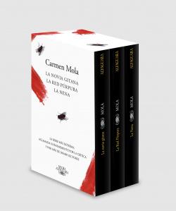 Trilogía La novia gitana (edición pack con: La novia gitana , La red púrpura , La Nena)