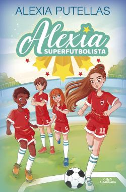 Alexia y las superfutbolistas
