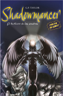 Shadowmancer comic
