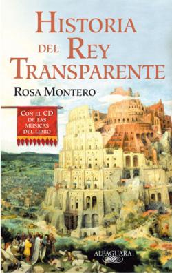 Historia del rey transparente + cd