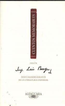 Cuentos memorables según Jorge Luis Borges