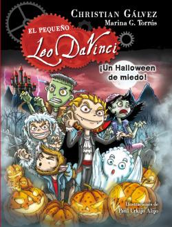 El pequeño Leo Davinci Un Halloween de miedo