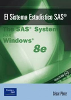Sistema estadístico SAS