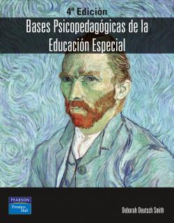 BASES PSICOPEDAGOGICAS EDUCACION ESPECIAL (4A.ED)