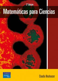 MATEMATICAS PARA CIENCIAS (2A,ED.UNIVERSITARIA)