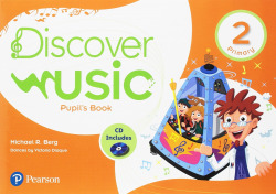 DISCOVER MUSIC 2 PUPIL'S BOOK PACK