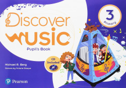 DISCOVER MUSIC 3 PUPIL'S BOOK PACK