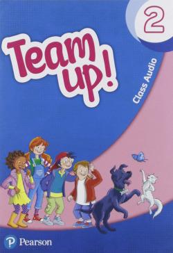 TEAM UP! 2 CLASS CD