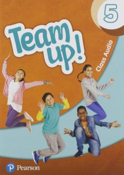 TEAM UP! 5 CLASS CD
