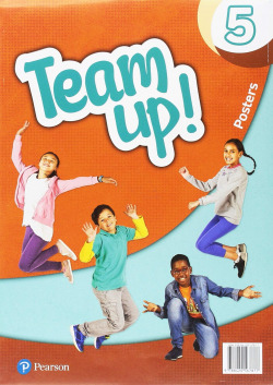 TEAM UP! 5 POSTERS (10)