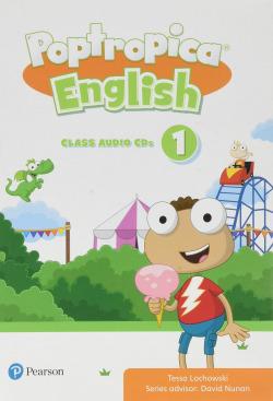 POPTROPICA ENGLISH 1 CLASS CD