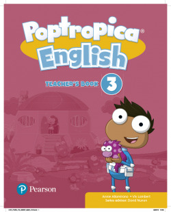 POPTROPICA ENGLISH 3 TB + 2 CODES