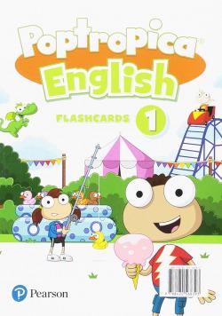 POPTROPICA ENGLISH 1 FLASHCARDS