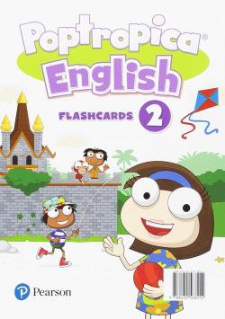 POPTROPICA ENGLISH 2 FLASHCARDS