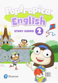 POPTROPICA ENGLISH 2 STORY CARDS