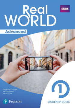 REAL World Advanced 1 Students' Book with Online Area