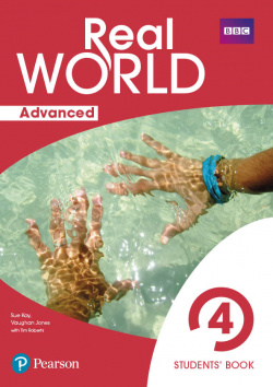 REAL WORLD ADVANCED 4 STUDENT'S BOOK WITH ONLINE AREA