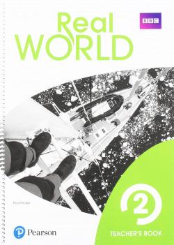 REAL WORLD 2 TEACHER'S PACK