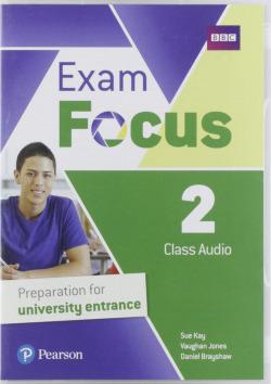 EXAM FOCUS 2 CLASS AUDIO CD