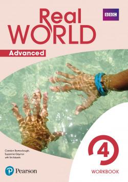 Real World Advanced 4 Workbook Print
