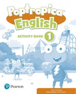 Poptropica English 1 Activity Book Print