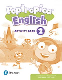 Poptropica English 2 Activity Book Print