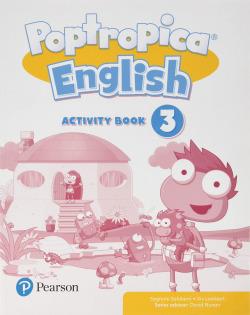 Poptropica English 3 Activity Book Print