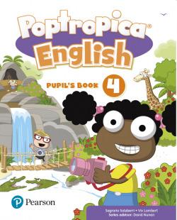 Poptropica English 4 Pupil's Book Print