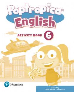 Poptropica English 6 Activity Book Print
