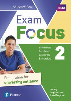 Exam Focus 2 Student's Book Print