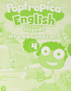 Poptropica English Islands 4 Activity Book Print