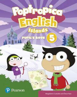 Poptropica English Islands 5 Pupil's Book Print