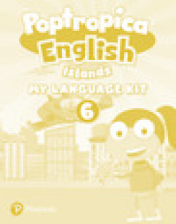Poptropica English Islands 6 Activity Book Print