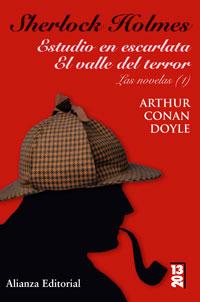 Sherlock Holmes: Estudio en escarlata - El valle del tesoro