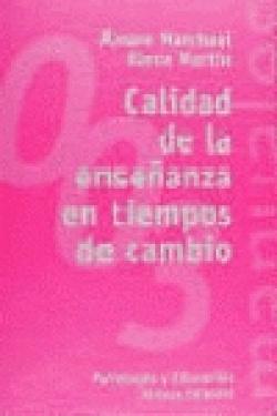 CALIDAD ENSEÑANZA TIEMPOS DE CAMBIO/PSICOLOGIA.UNIALI