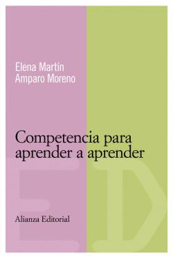 COMPETENCIA PARA APRENDER A APRENDER.(LIBRO UNIVERSITARIO)