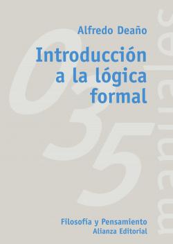 INTRODUCCION A LA LOGICA FORMAL.(MANUALES)