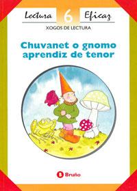(G).6/CHUVANET O GNOMO.(XOGO LECTURA)